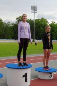 Martyna Skierkowska – złoto i rekord życiowy!